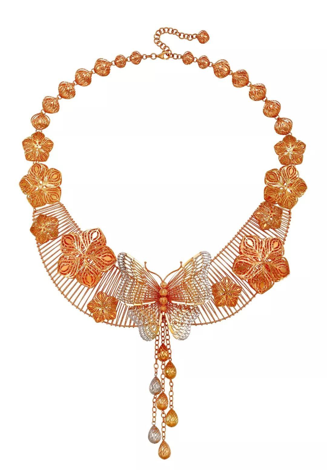 东方之华,珠光璀璨丨甘露珠宝隆重亮相大湾区珠宝时尚设计展