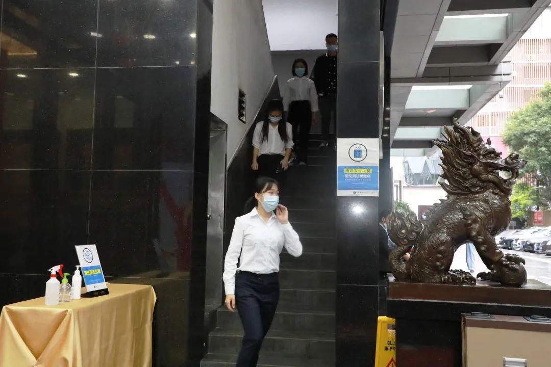 """安全至上,防患未""""燃""""——甘露集团开展消防疏散演习活动"""